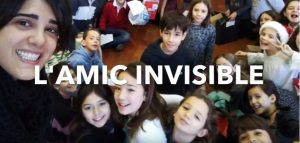 L'amic invisible a 4t de l'Escola Nausica